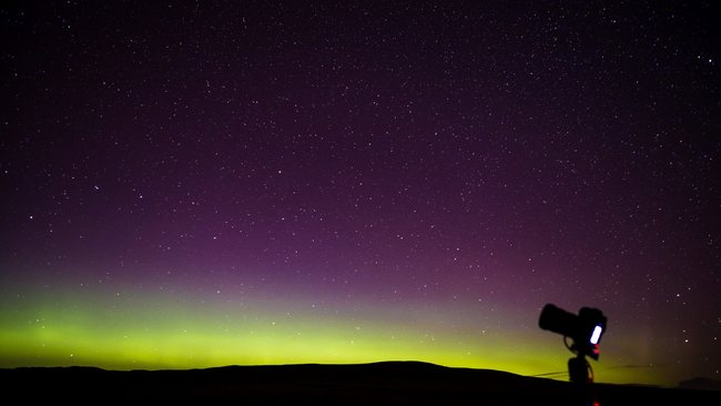 In your pictures: Northern Lights captured across Scotland