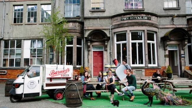 Meet the brewer over a pint as Summerhall festivALE returns