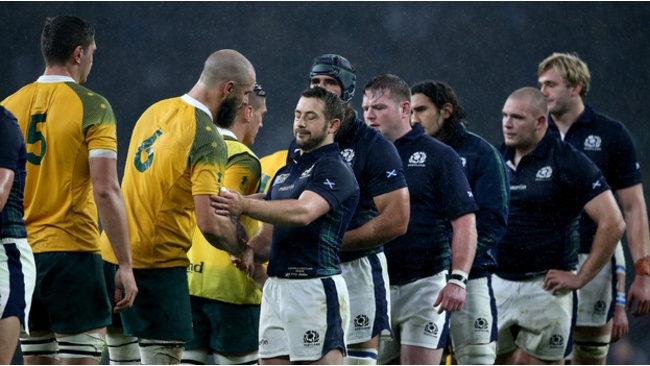 Ref got it wrong, but recriminations won't cure Scotland's winner's block
