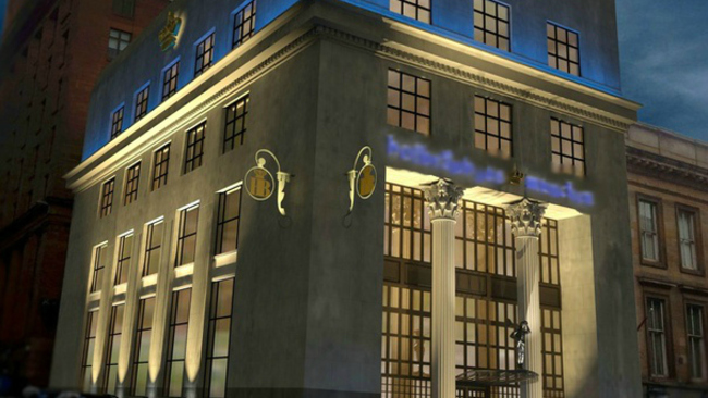 Glasgow's £1m Bavarian beer hall confirms November opening