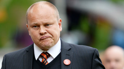 Difficult December will map out Paatelainen's plan to save Dundee Utd