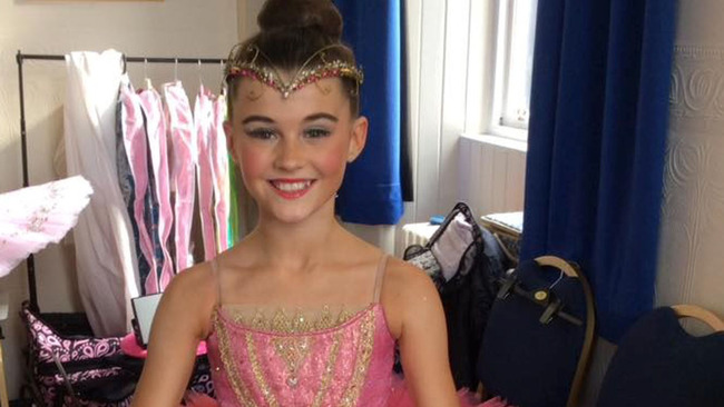 Youngster taps into talent to win chance to perform with stars