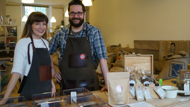 Stockbridge coffee roaster on the science behind the bean