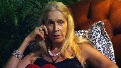 Lady Colin Campbell in I'm A Celeb