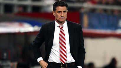 Marseille manager Míchel