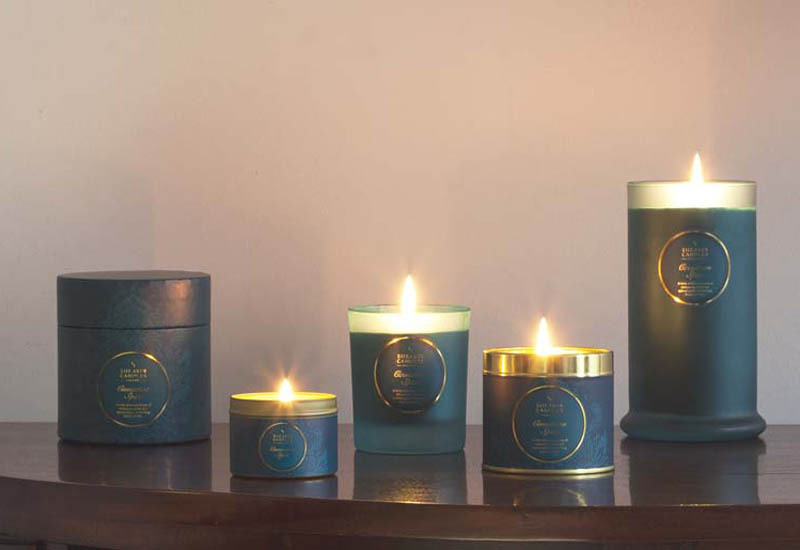 Win with Shearer Candles