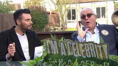 We chat to Rylan and Biggins about last night's I'm A Celeb