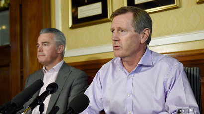 Dave King and Paul Murray
