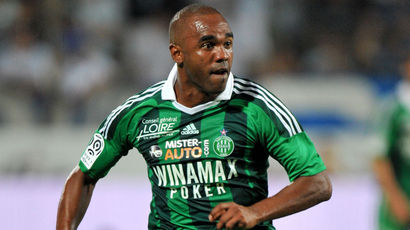 Florent Sinama Pongolle joins Dundee United until end of season