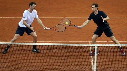 Andy Murray, Jamie Murray, Ghent, Davis Cup final