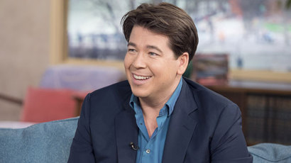 Michael McIntyre on This Morning