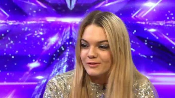 The X Factor - X Factor: Louisa Johnson's winner's interview
