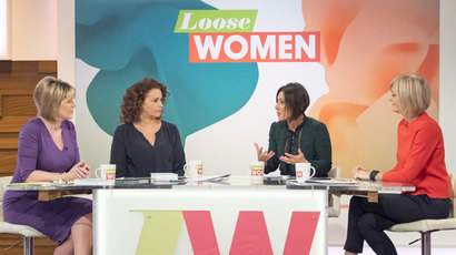 Saira Khan talks about her experience of sexual assault on Loose Women