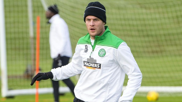 Republic of Ireland worldwide Anthony Stokes poised to leave Celtic on loan