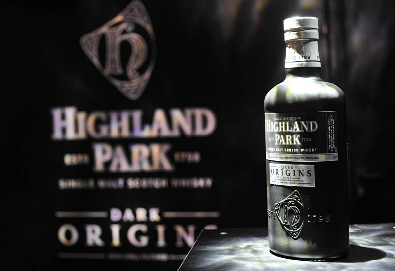 Win a bottle of whisky