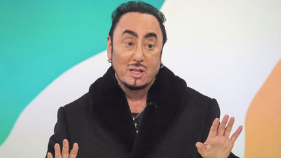 David Gest was a guest on Loose Women