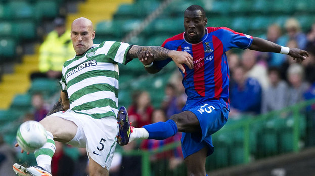 Inverness host Celtic in the opening fixture of Saturday's Scottish football card.