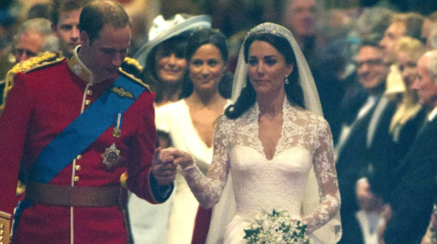 Happily married: the Duke and Duchess plan quiet anniversary celebration