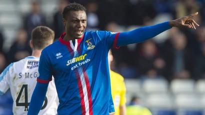 Dundee United complete deal for former Inverness striker Edward Ofere