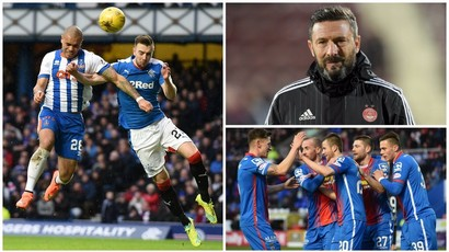 Scottish Cup and SPFL live: Follow the Scottish football action