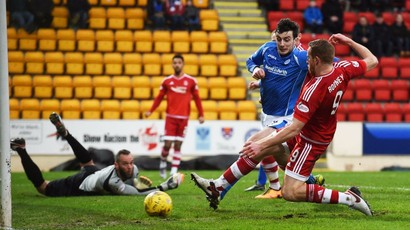 St Johnstone 3-4 Aberdeen: Dons draw level with leaders Celtic