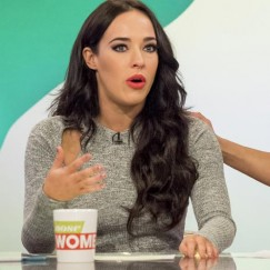 Emotional Stephanie Davis