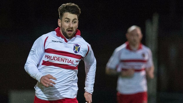 Was Darren Smith's Albion hat-trick one of the fastest in Scotland? | Stirling Albion | Sport
