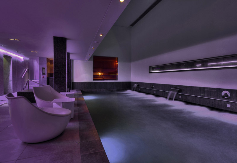 Win a pamper session for two