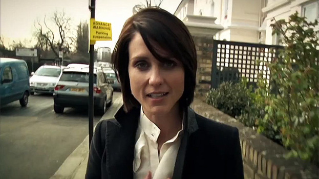 Fairytales story: Heather Peace is at centre of new video