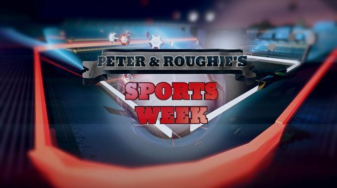 Peter & Roughie's Football Show - Fri 29 Apr, 6.30 pm