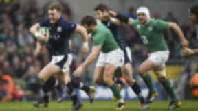 Scotland's Stuart Hogg named as Six Nations Player of the Championship