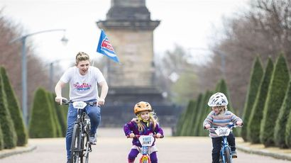 Pedal For Scotland Wee Jaunt