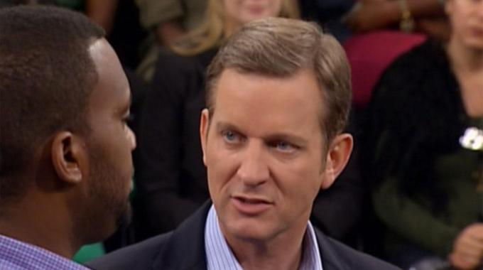 The Jeremy Kyle Show USA - Sat 23 Apr, 11.15 am