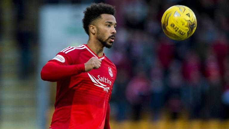 Logan: Decision to stay at Aberdeen 'one of the hardest' of my life