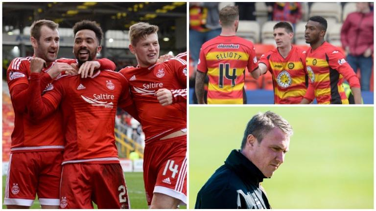 Follow updates of the day's Scottish Premiership and SPFL action