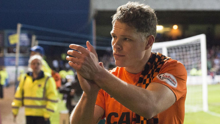 I fear for Dundee United's future after relegation says John Rankin
