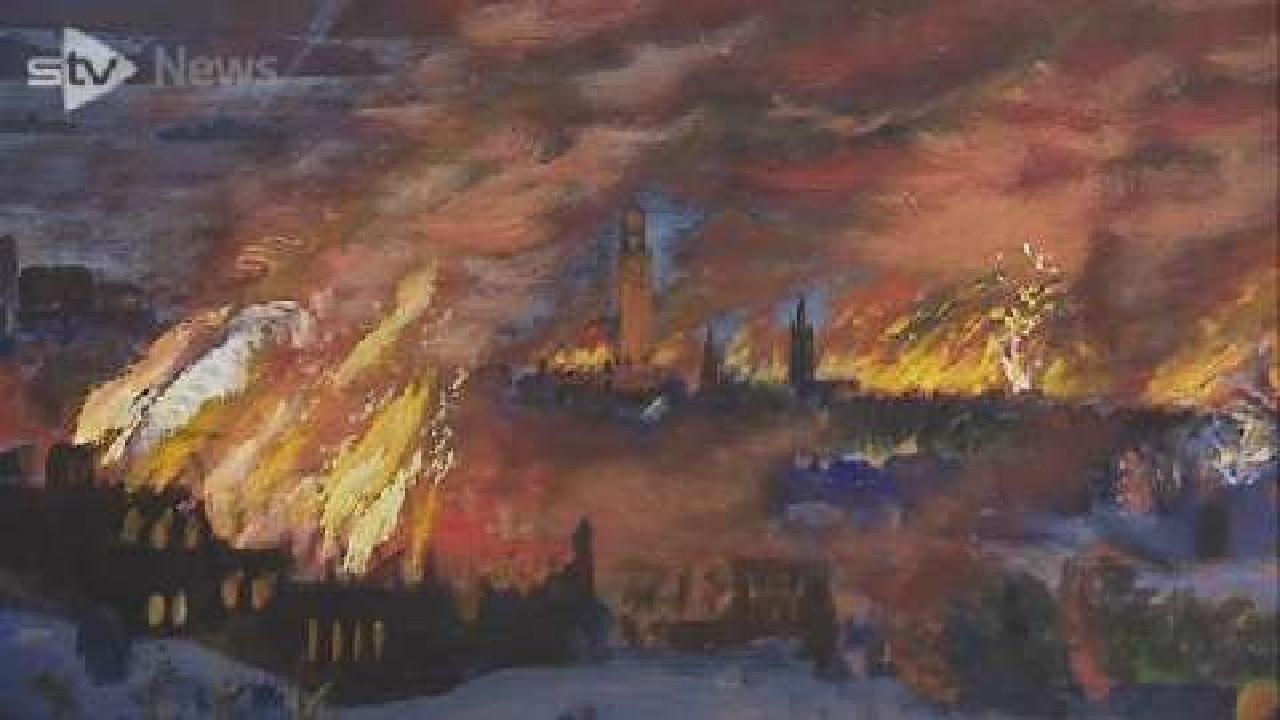 Greenock Blitz: Factfile on the devastating attack that ...