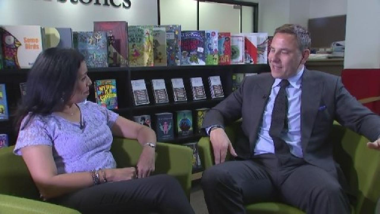 book launch  david walliams hails influence of roald dahl
