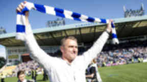 Trip to the seaside key to Kilmarnock's play-off win says Lee Clark