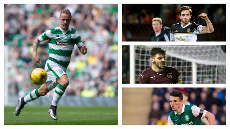 Who could Celtic, Hibernian, Aberdeen and Hearts face in Europe?