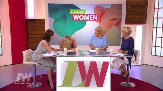 Loose Women - The Loose Women talk 'stress dreams'