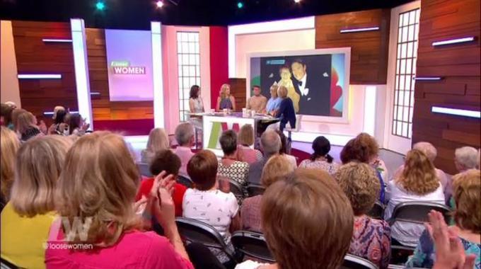 Loose Women - John Partridge talks about mum's battle with Alzheimer's