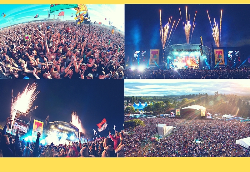 Win 2 VIP T in the Park Tickets