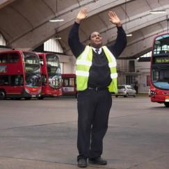 Secret Life of a Bus Garage