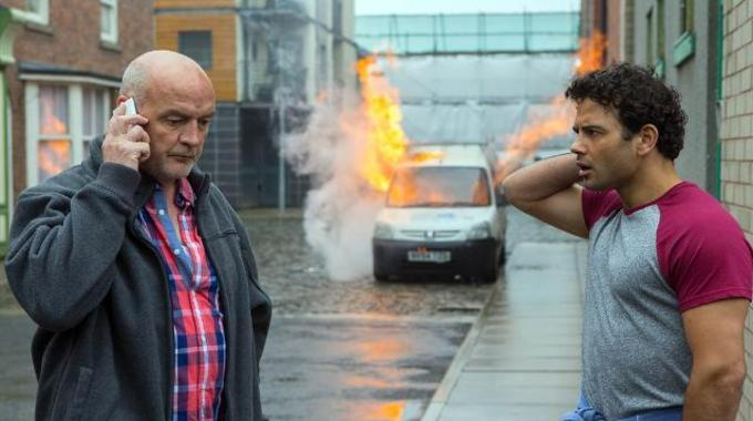 Coronation Street - Wed 29 Jun, 9.30 pm