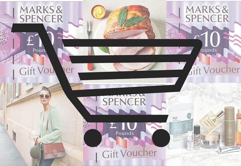 Win a £100 M&S voucher
