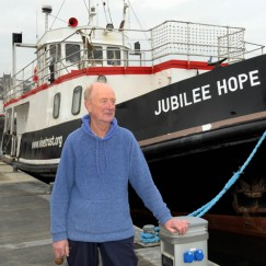 The Epic Voyage of the Jubilee Hope