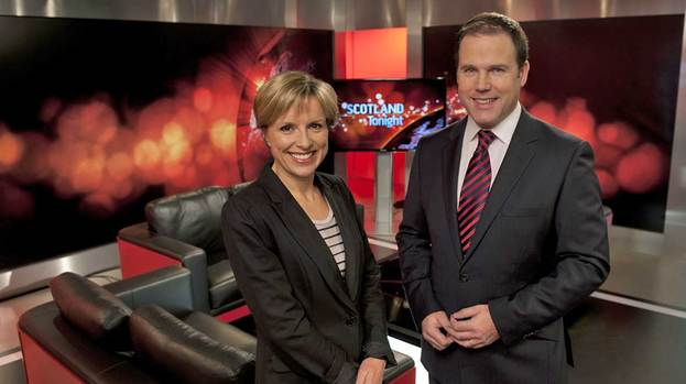 Scotland Tonight: Rona Dougall and John MacKay will front the new nightly programme on STV