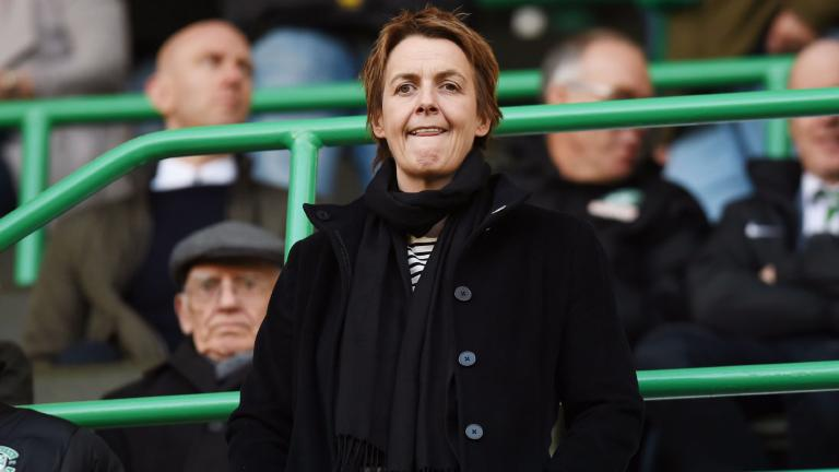 Hibernian chief Leeann Dempster elected to SPFL board for 2016/17
