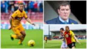 Scott McDonald, Tommy Wright, Chris Erskine